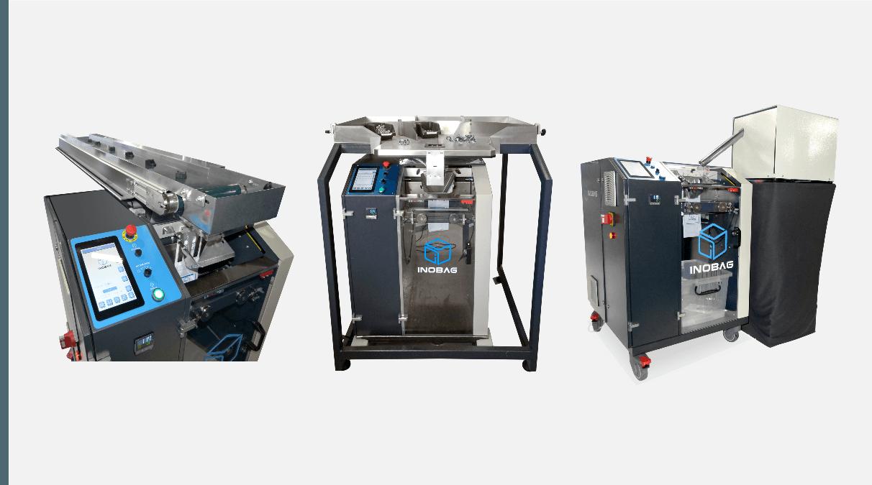 Acessórios Máquina de embalar MV5X - Máquinas