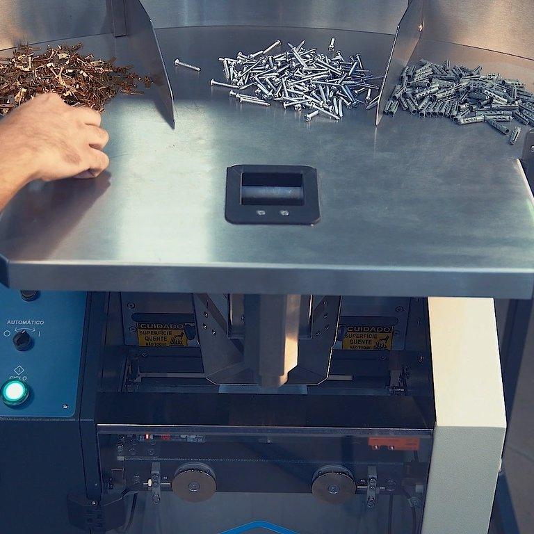 Acessório Máquina de embalar MV5x