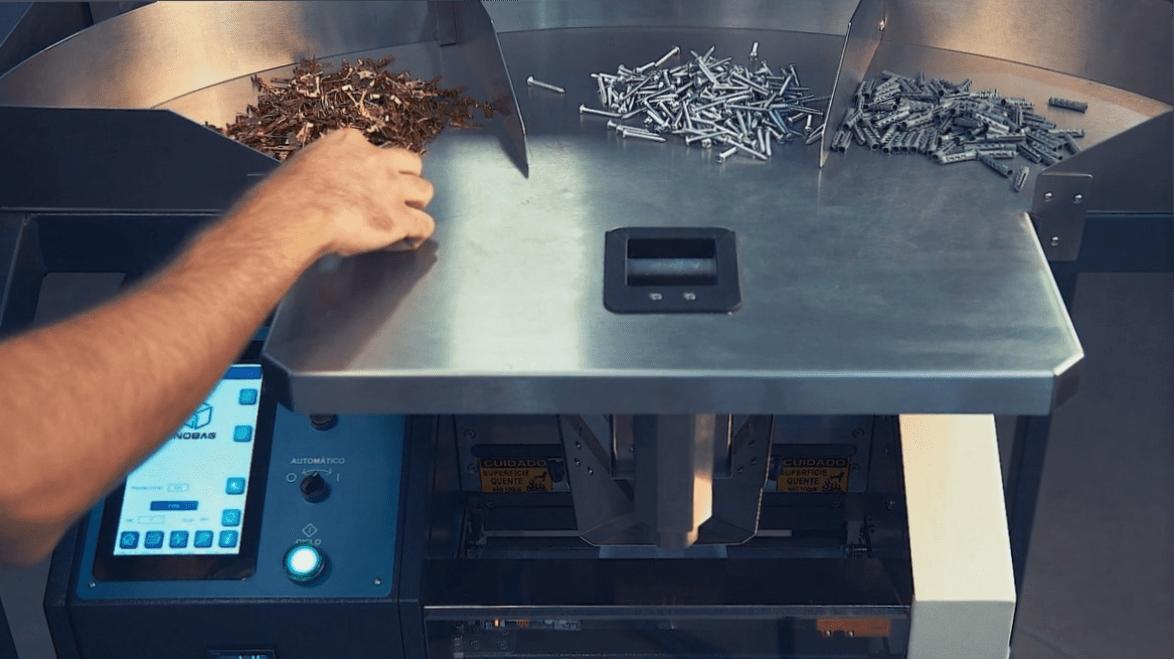 SmartCount - produção e montagem de kits