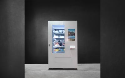 Aplicações de Vending Machine em Indústrias