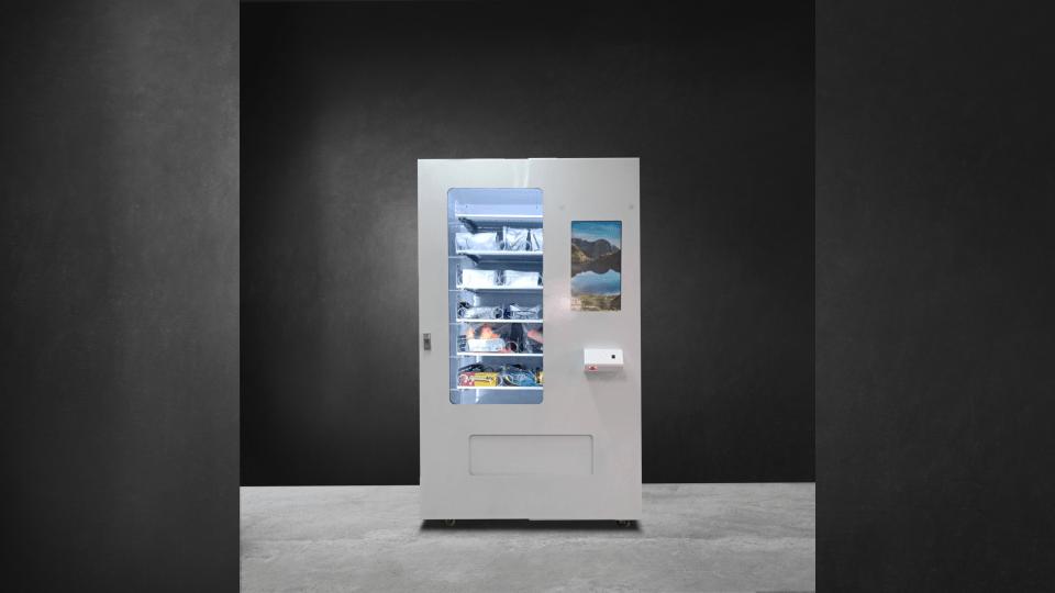 Vending Machine com EPI - Aplicações de Vending Machine em Indústrias