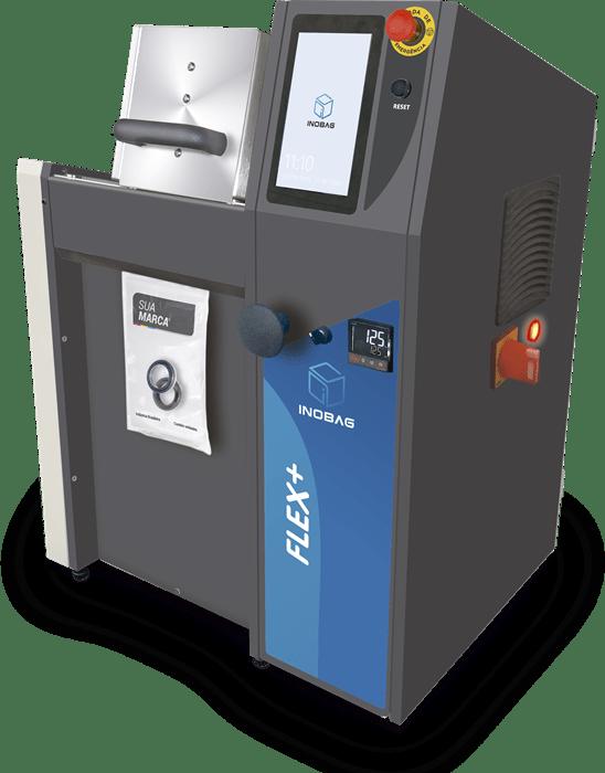 seladora embalagens flex+ - Seladora de embalagens Flex+
