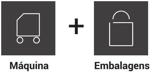 Serviços - seladora embalagens embaladora automatica Inopick código de barras automação Inobag