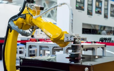 Onde os robôs estão sendo usados nas indústrias